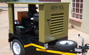 Trailer Generators Picture